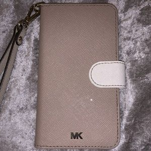 Michael Kors IPHONE X folio Case